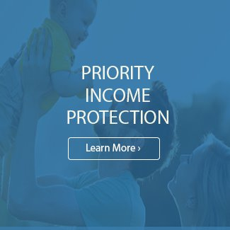 Priority income protection service box